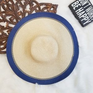 Nine West Floppy Hat New With Tags
